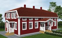 SLOTTSVILLAN-2 1-3/4 plan 270 - Visa mer information om det här huset