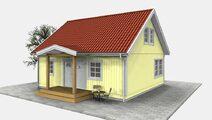 1-½-plan 96 - Visa mer information om det här huset
