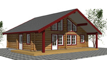 Fritidshus 76-1 - Visa mer information om det här huset