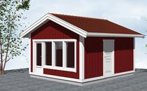 Attefall 25 - Visa mer information om det här huset
