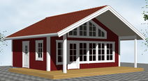 Fritidshus 42-2 - Visa mer information om det här huset