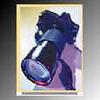 Retrieverkoppel rund 10mm * 240cm m ring o stopp, olika färger - Visa mer information om den här produkten