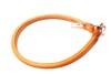 Rundsytt läderstryp naturfärg - Visa mer information om den här produkten