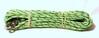 Spårlina poly 6mm * 10meter m invävd reflex grön - Visa mer information om den här produkten