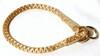Dressyrstryp 10mm rundpoly beige - Visa mer information om den här produkten