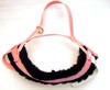 Småhundssele alac rosa m fleecefoder - Visa mer information om den här produkten