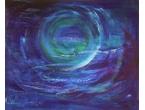 Akrylmålning 50x70cm