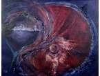 Akrylmålning 40x60cm