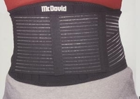Ryggördel McDavid - Visa mer information om den här produkten