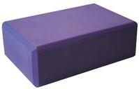 Yoga block lila (10cm) - Visa mer information om den här produkten