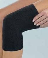 Angora knävärmare med antihalkband - Visa mer information om den här produkten