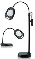 Förstoringslampa golv/bordslampa - Visa mer information om den här produkten