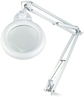 Förstoringslampa med 17,5cm lins - Visa mer information om den här produkten