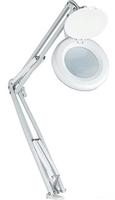 Förstoringslampa med 13cm lins - Visa mer information om den här produkten