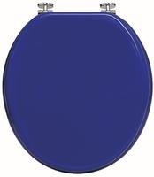 Toalettsits universalmodell Blå - Visa mer information om den här produkten