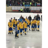 The Swedish players are not happy after the final! Bild: Kristina Stenberg