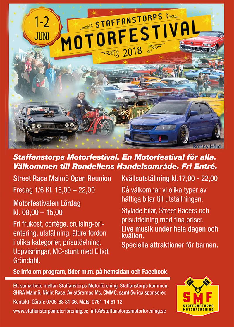 Staffanstorps Motorfestival