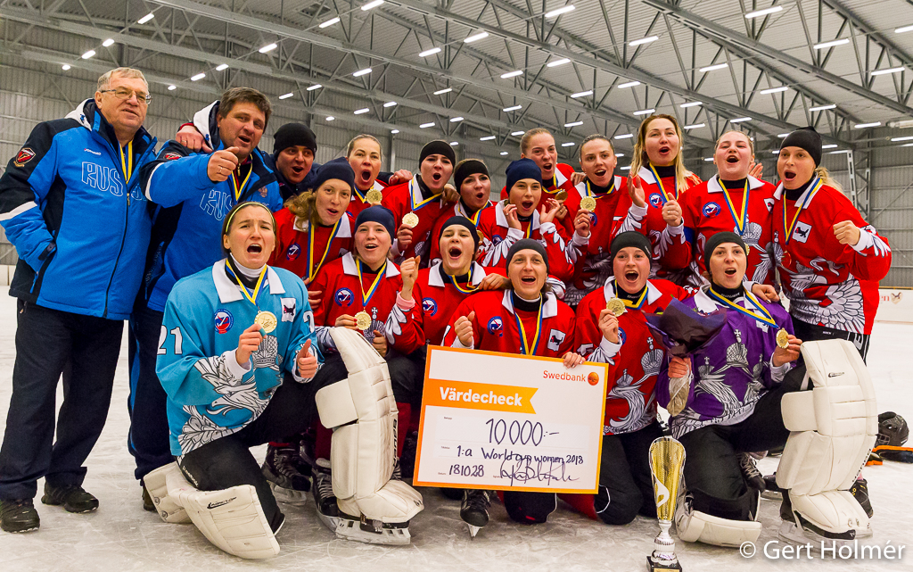 Rekord World Cup Champions! Picture: Stefan Larsson